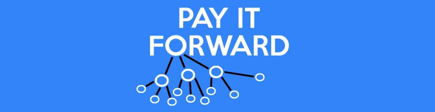 Pay It Forward Nederland, payitforward